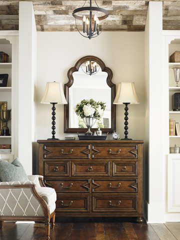 Lexington Home Brands - Saybrook Vertical Mirror - 945-204