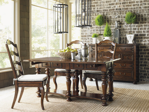 Lexington Home Brands - Sheridan Hall Chest - 945-973