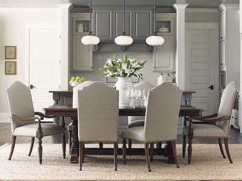 Lexington Home Brands - Cedar Falls Rectangular Dining Table - 945-876C
