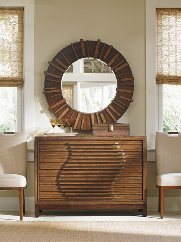 Lexington Home Brands - Kobe Round Mirror - 556-201