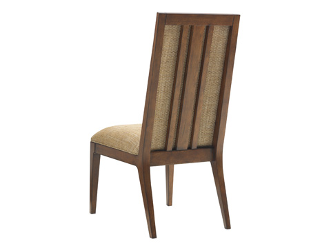 Lexington Home Brands - Natori Slat Back Side Chair - 556-880
