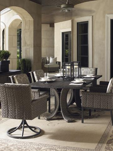 Tommy Bahama - Swivel Rocker Dining Chair - 3230-13SR