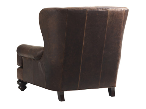 Tommy Bahama - Kent Leather Chair - LL7876-11AA