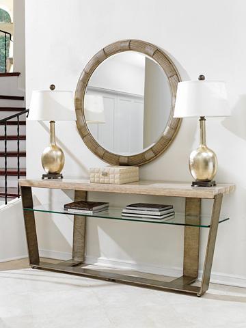 Lexington Home Brands - Beverly Round Mirror - 721-201