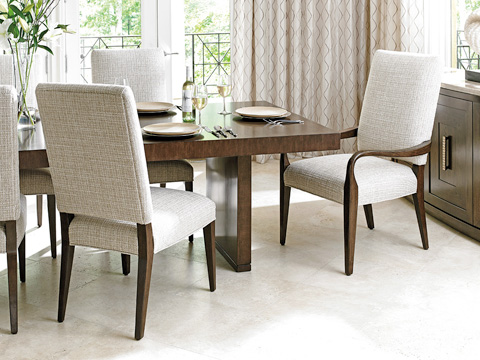 Lexington Home Brands - San Lorenzo Dining Table - 721-877