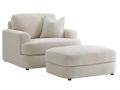 Lexington Home Brands - Halandale Ottoman - 7945-44