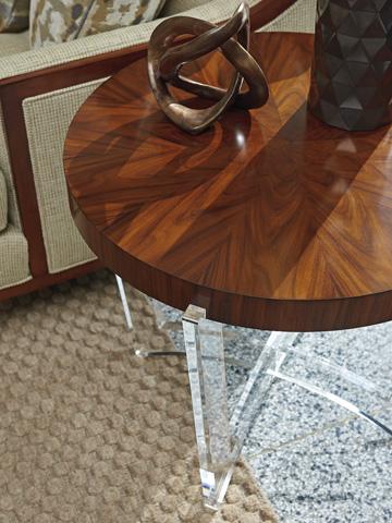 Lexington Home Brands - Hudson Round End Table - 723-950C