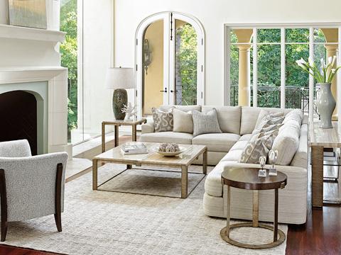 Lexington Home Brands - Halandale Sectional - 7945-SECTIONAL