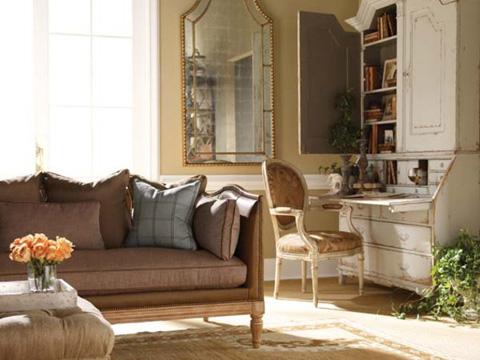 Lillian August Fine Furniture - Staffordshire Mirror - LA82040-01
