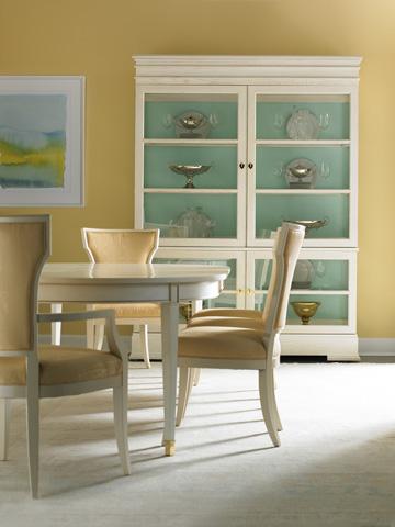 Image of Langley Armless Chair