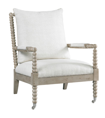 Lillian August Fine Furniture - Jamine Ottoman - LA1114OT