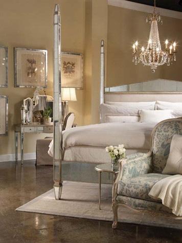 Lillian August Fine Furniture - Samantha Tri-View Dressing Mirror - LA81541-01
