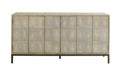 Lillian August Fine Furniture - Ford Shagreen Console - LA97354-01