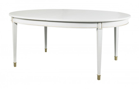 Lillian August Fine Furniture - Sutton Oval Dining Table - LA99011
