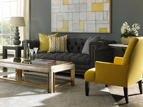 Lillian August Fine Furniture - Oliver Cocktail Table - LA13319-01