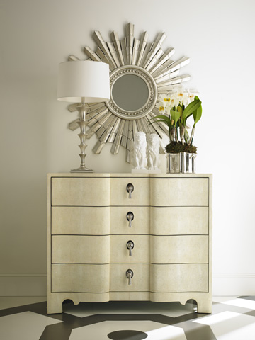 Lillian August Fine Furniture - Gwen Serpentine Chest - LA14361-01