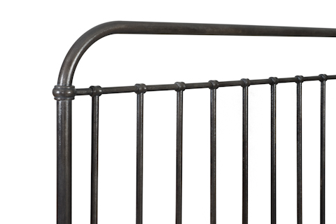 Magnussen Home - Shady Grove Metal Panel Bed - B2111 BED