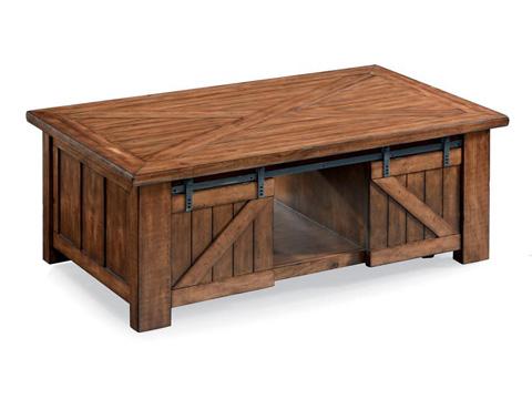 Magnussen Home - Rectangular Lift-Top Cocktail Table - T3269-50