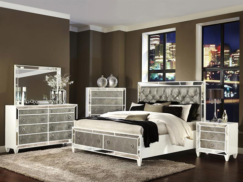Magnussen Home - California King Panel Bed - B2935-74