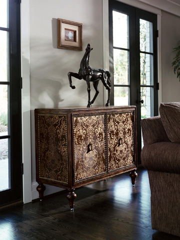 Marge Carson - Cabinet Nightstand - DSF13-1