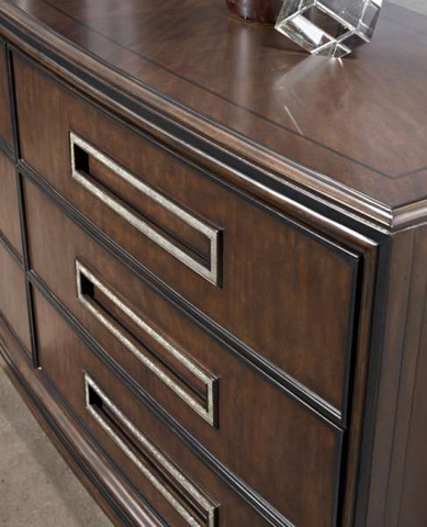 Marge Carson - Six Drawer Dresser - SNA15