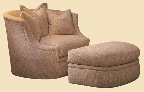 Marge Carson - Lana Chair and a Half - LN67