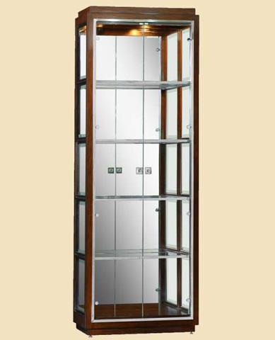 Marge Carson - Malibu Display Cabinet - MLB09