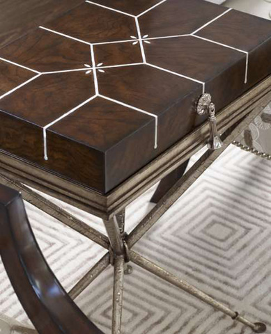 Marge Carson - Tiffany Chairside Table - TIF30