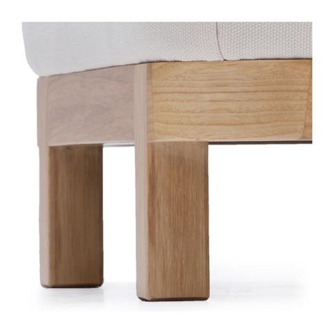 Maria Yee - Montecito Barrel Chair Ottoman - 265-106061
