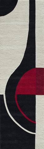 Momeni - Delhi Rug in Black - DL-22 BLACK