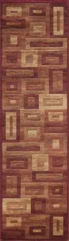 Momeni - Dream Rug in Red - DR-02 RED