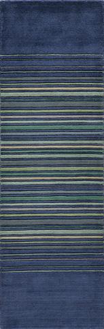Momeni - Gramercy Rug in Blue - GM-25 BLUE