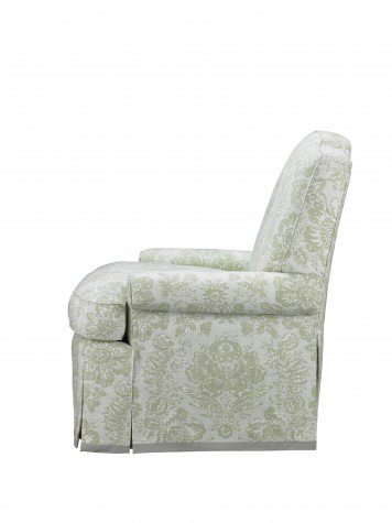 Mr. and Mrs. Howard by Sherrill Furniture - Windsor Club Chair - H412C