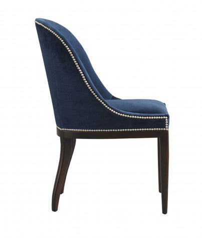 Mr. and Mrs. Howard by Sherrill Furniture - Maurice Chair - H303AC