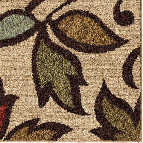 Orian Rugs - Getty Bisque 5'3