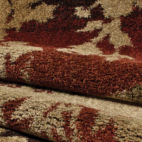 Orian Rugs - Ogletree Rouge 5'3