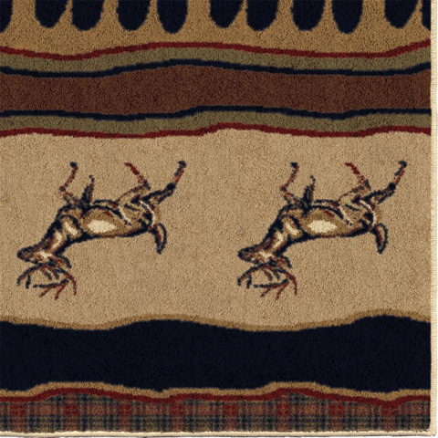 Orian Rugs - Whitetail Parchment 5'3