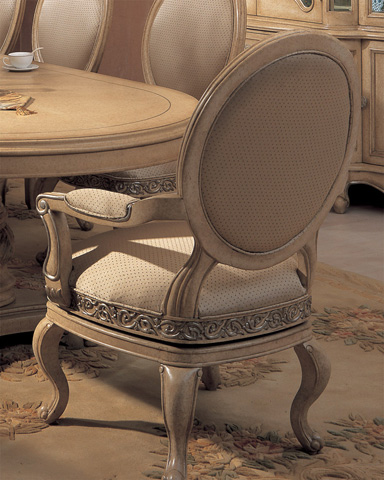Image of Chardonnay Arm Chair