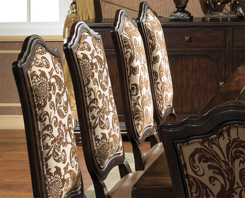Orleans International - Madrid Arm Chair - 759-002A