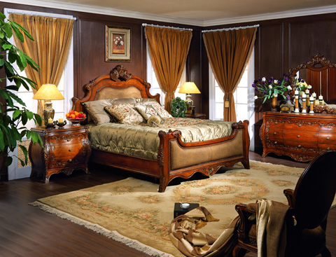 Orleans International - Chateau Nightstand - 959-002