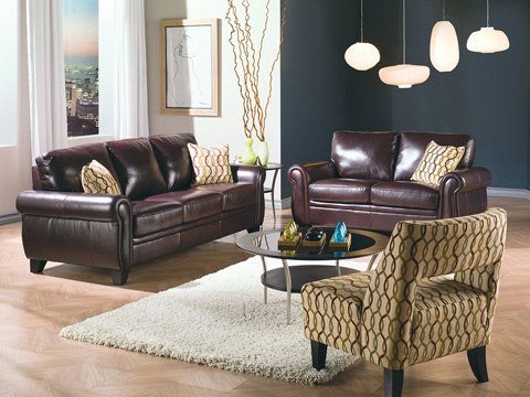 Palliser Furniture - Chair with Two Pillows - 70030-96