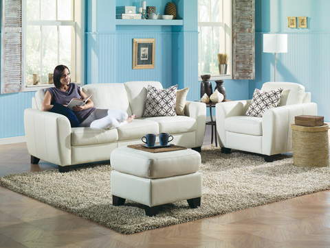 Palliser Furniture - Loveseat - 77332-03