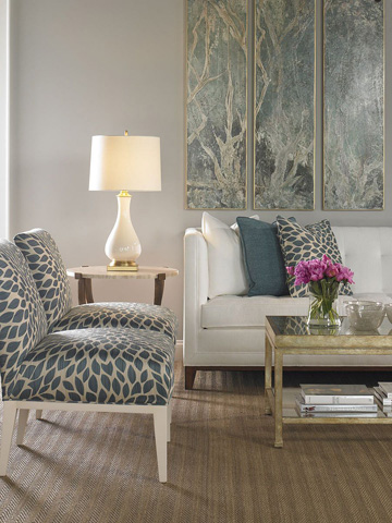 Pearson - High Back Tufted Sofa - 2406-10