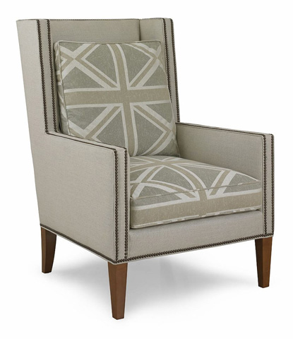 Pearson - Sharp Line Wing Chair - 249-00