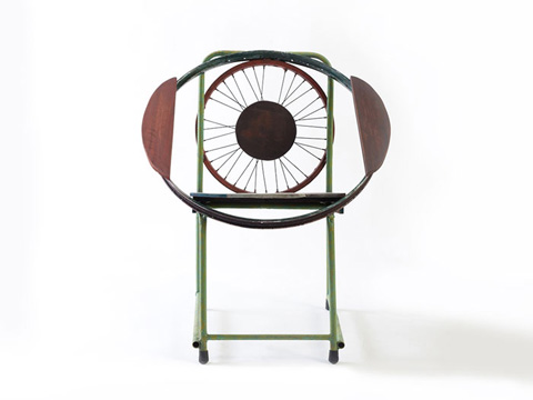 Phillips Collection - Bicycle Wheel Chair - ID66017