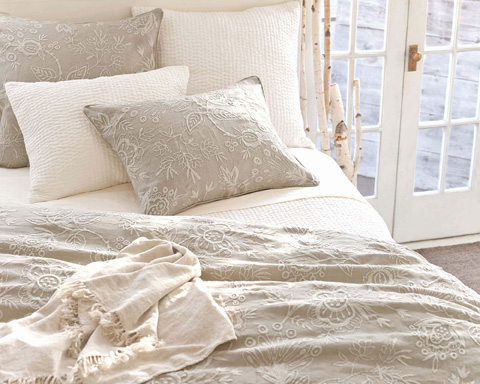 Pine Cone Hill, Inc. - Manor House Duvet Cover - King - FLCRDCK