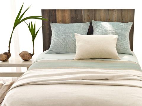 Pine Cone Hill, Inc. - Cotton Twill Ocean Blanket in Full/Queen - BOAOQ