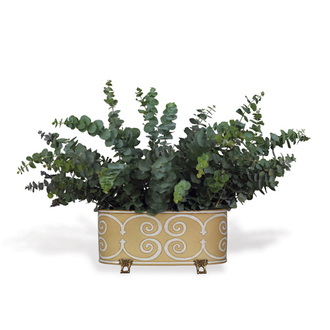 Port 68 - Savannah Gates Oval Planter - ACBS-114-01