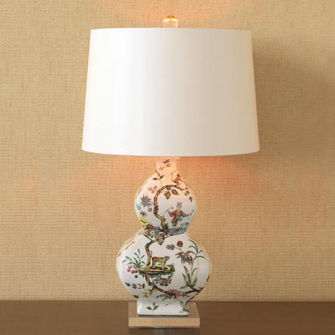 Port 68 - Chinoise Exotique Lamp - LPAS-227-02