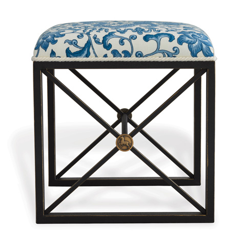 Port 68 - Medallion Black Dragon Blue S Bench - AFBS-222-15